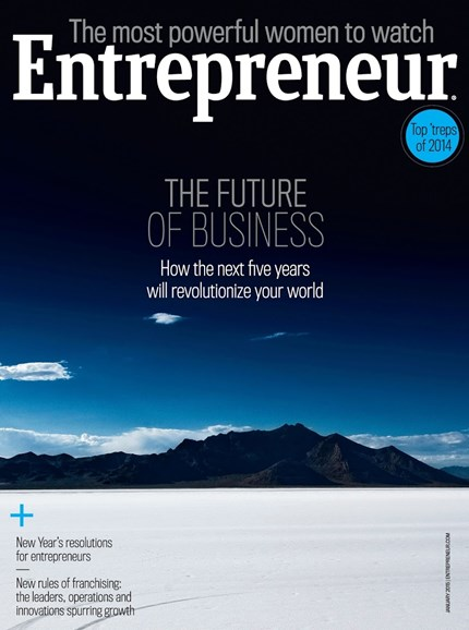 Entrepreneur Cover - 1/1/2015