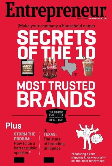 Entrepreneur Cover - 4/1/2012