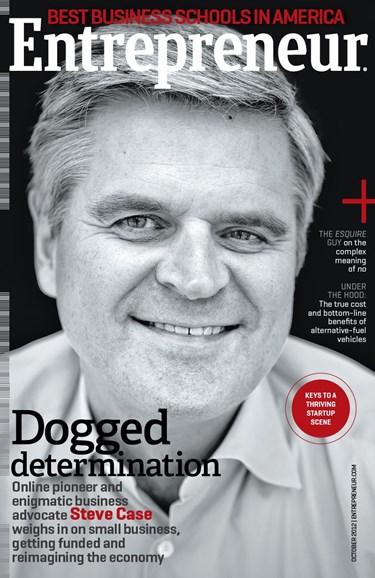 Entrepreneur Cover - 10/1/2012