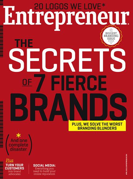 Entrepreneur Cover - 4/1/2013