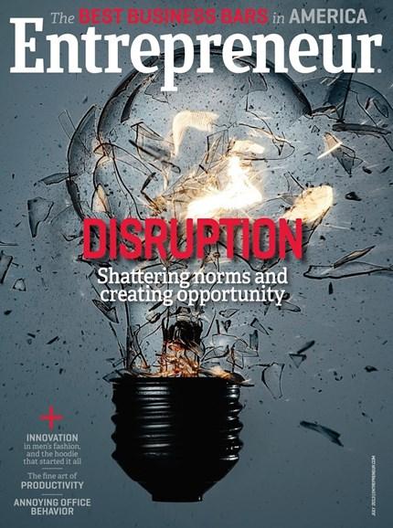 Entrepreneur Cover - 7/1/2013