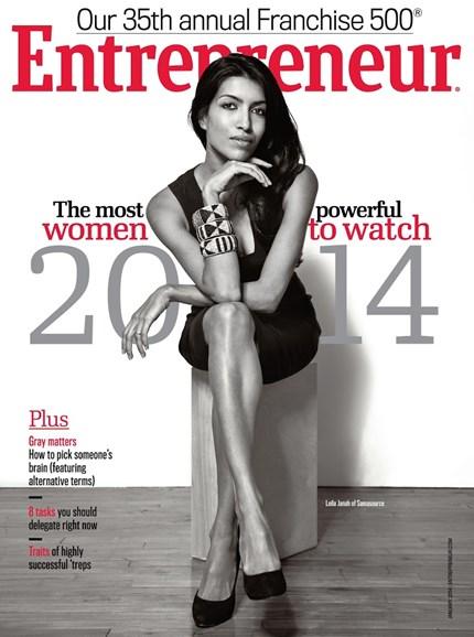 Entrepreneur Cover - 1/1/2014