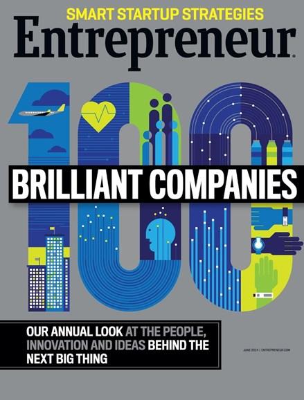 Entrepreneur Cover - 6/1/2014