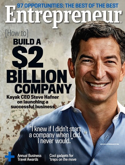 Entrepreneur Cover - 5/1/2014
