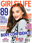 Girls' Life Magazine 10/1/2016
