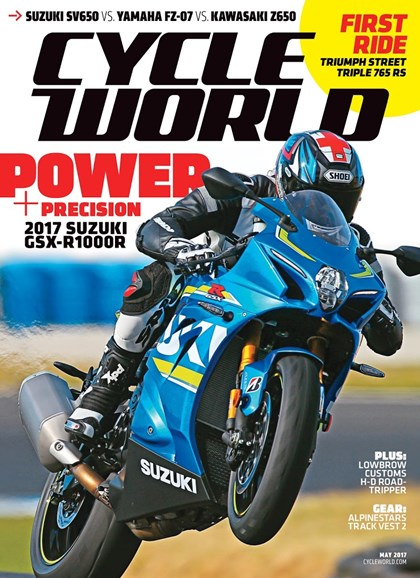 Cycle World Cover - 5/1/2017