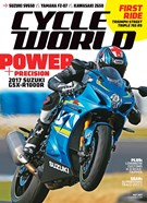 Cycle World Magazine 5/1/2017
