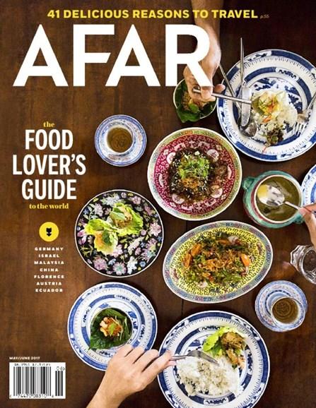 AFAR Cover - 5/1/2017