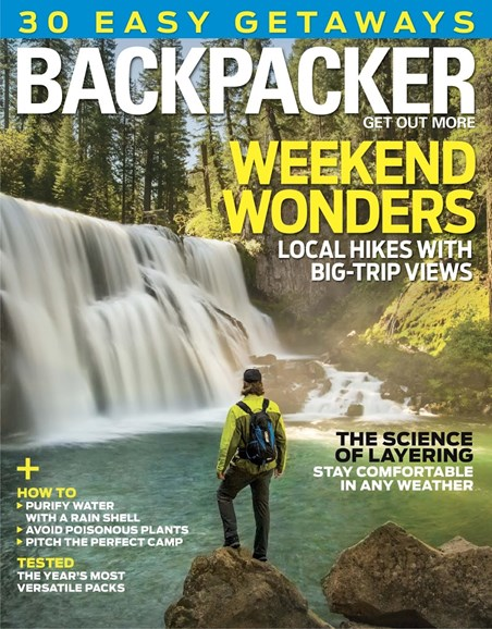 Backpacker Cover - 5/1/2017