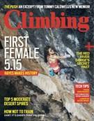 Climbing Magazine 5/1/2017