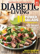 Diabetic Living Magazine 6/1/2017
