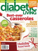 Diabetic Living Magazine 12/1/2012
