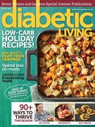 Diabetic Living Magazine 12/1/2014