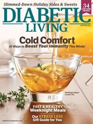 Diabetic Living Magazine 12/1/2016
