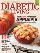 Diabetic Living Magazine 9/1/2016