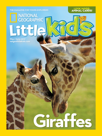 National Geographic Little Kids Cover - 5/1/2017