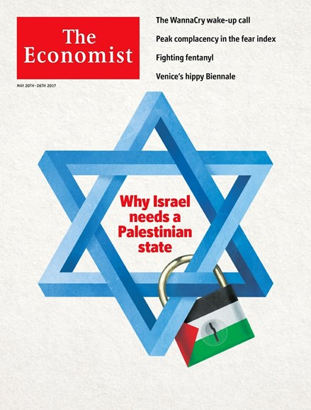The Economist Cover - 5/20/2017