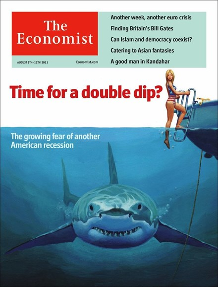 The Economist Cover - 8/6/2011