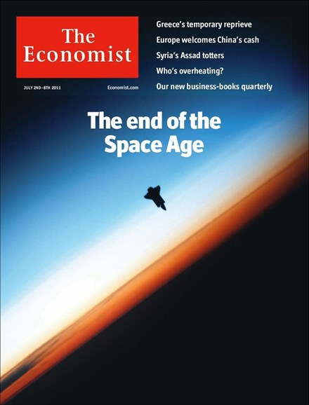 The Economist Cover - 7/2/2011