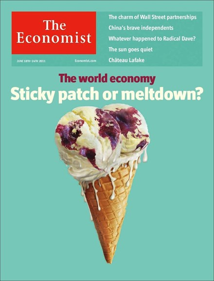 The Economist Cover - 6/18/2011