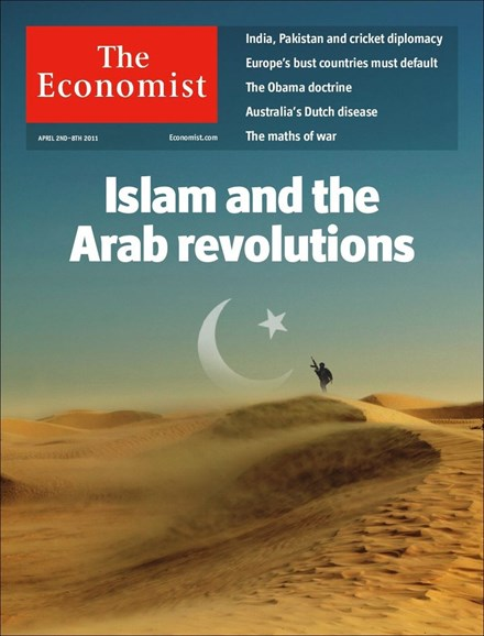 The Economist Cover - 4/2/2011