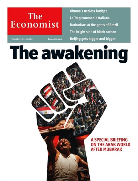 The Economist Cover - 2/19/2011