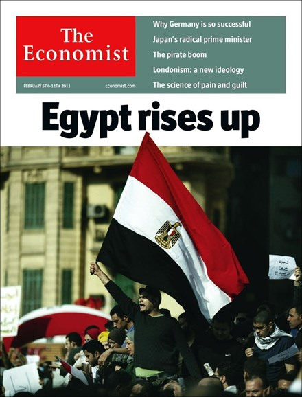 The Economist Cover - 2/5/2011