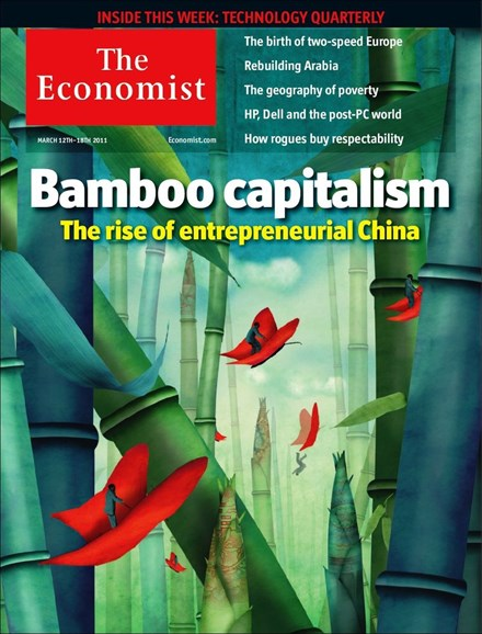 The Economist Cover - 3/12/2011