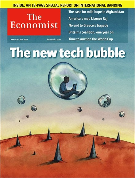 The Economist Cover - 5/14/2011