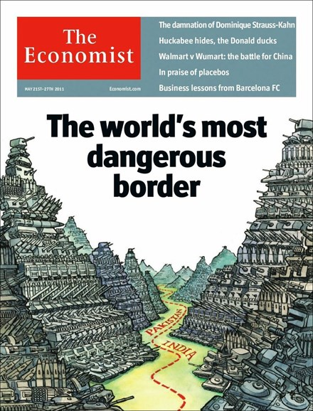The Economist Cover - 5/21/2011