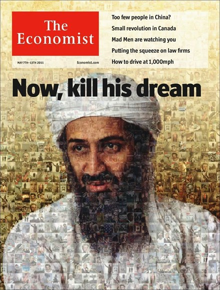 The Economist Cover - 5/7/2011