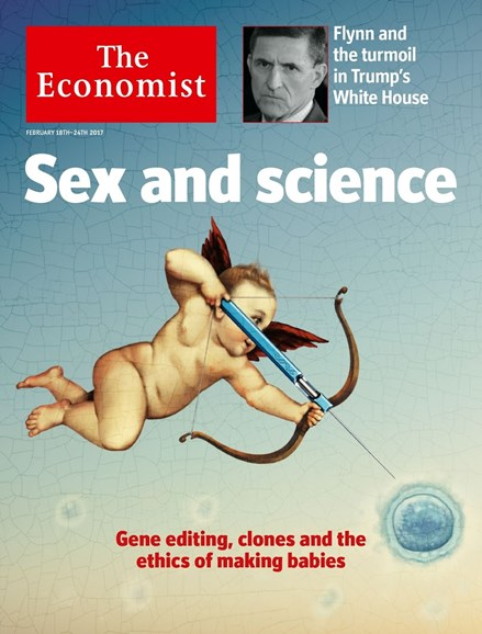 The Economist Cover - 2/18/2017