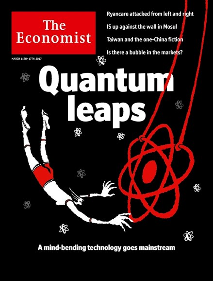 The Economist Cover - 3/11/2017