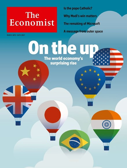 The Economist Cover - 3/18/2017