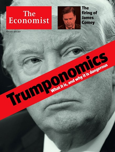 The Economist Cover - 5/13/2017