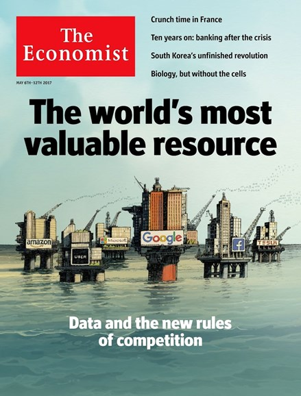 The Economist Cover - 5/6/2017