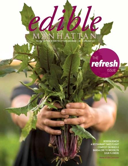 Edible Manhattan Cover - 4/1/2017