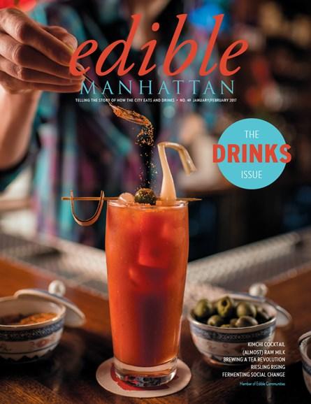 Edible Manhattan Cover - 1/1/2017