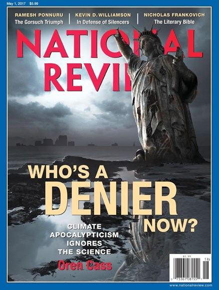 National Review Cover - 5/1/2017