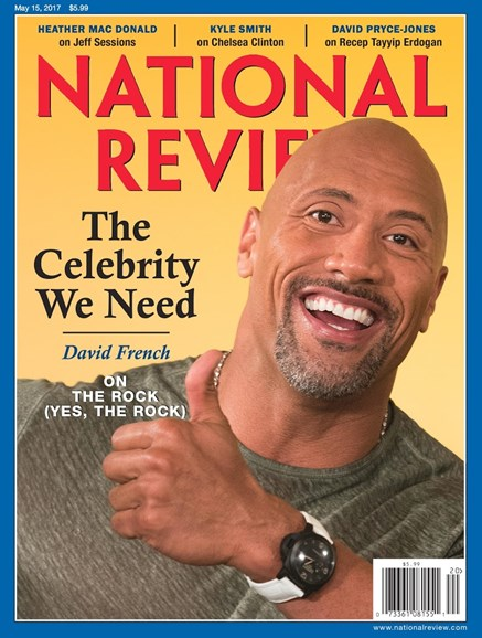 National Review Cover - 5/15/2017