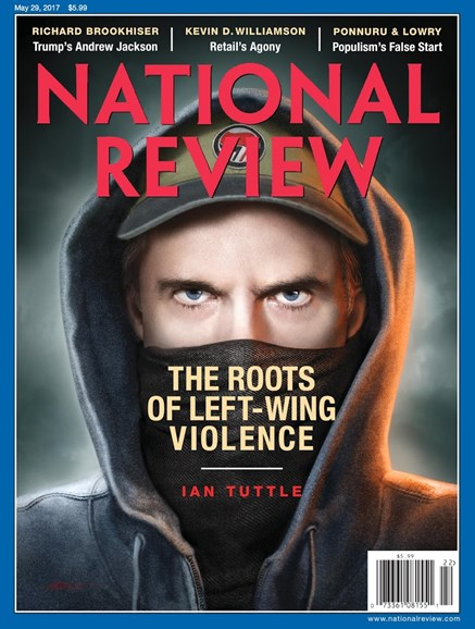 National Review Cover - 5/29/2017