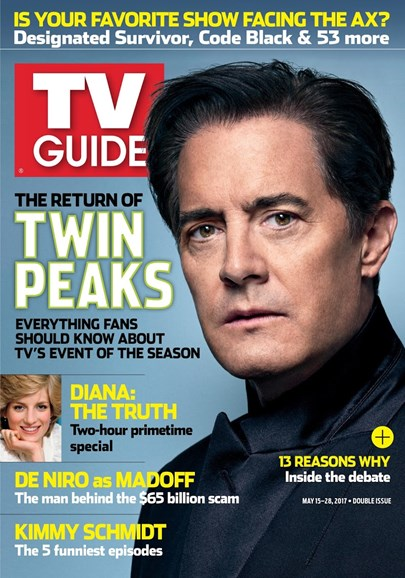 TV Guide Cover - 5/15/2017