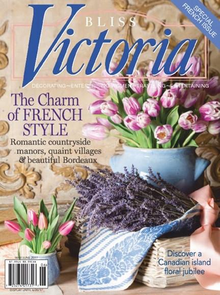 Victoria Cover - 5/1/2017