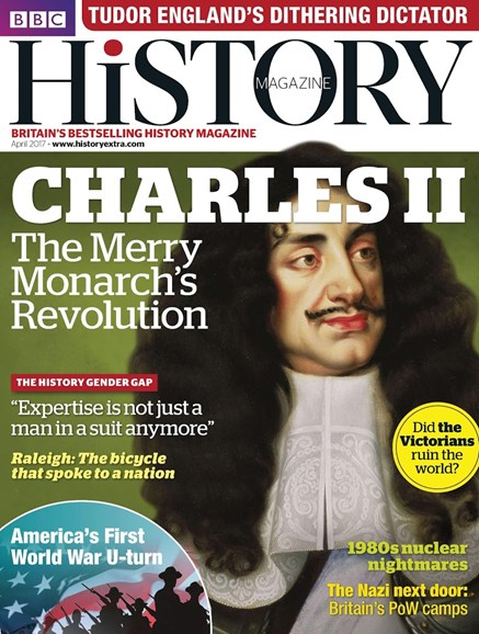 BBC History Cover - 4/1/2017