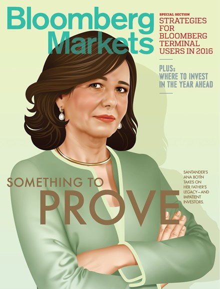 Bloomberg Markets Cover - 1/1/2016