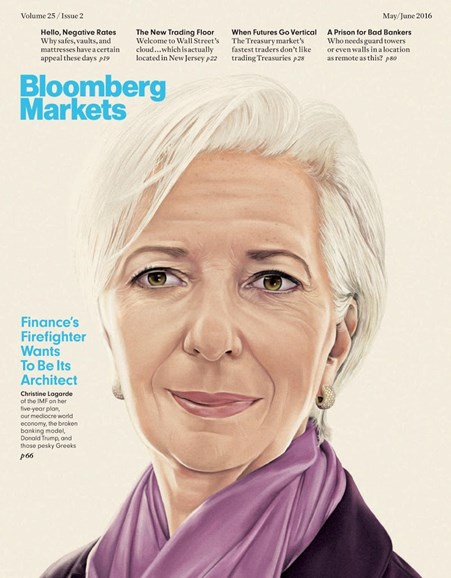 Bloomberg Markets Cover - 5/1/2016