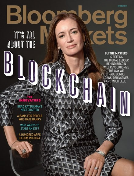 Bloomberg Markets Cover - 10/1/2015