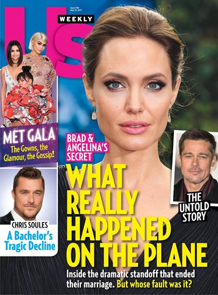 Us Weekly Cover - 5/15/2017