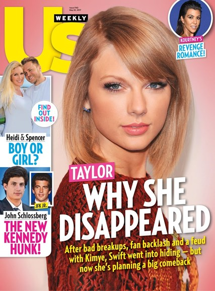 Us Weekly Cover - 5/22/2017