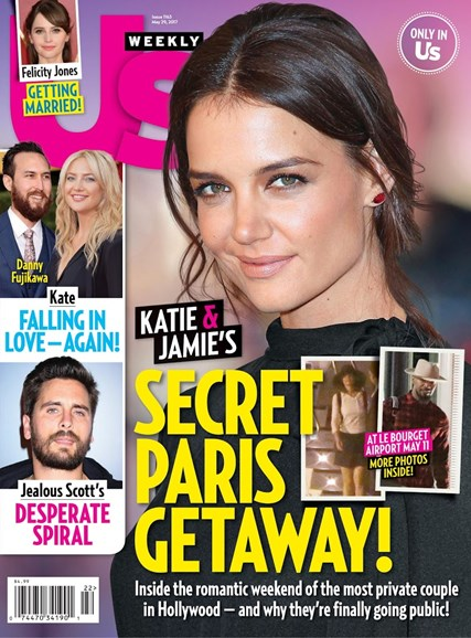 Us Weekly Cover - 5/29/2017
